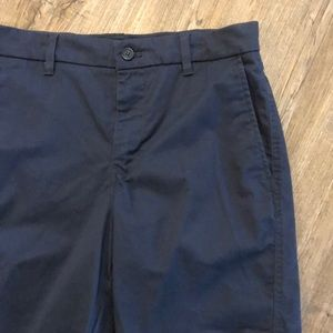 Chaps Stretch Mens Shorts - Blue